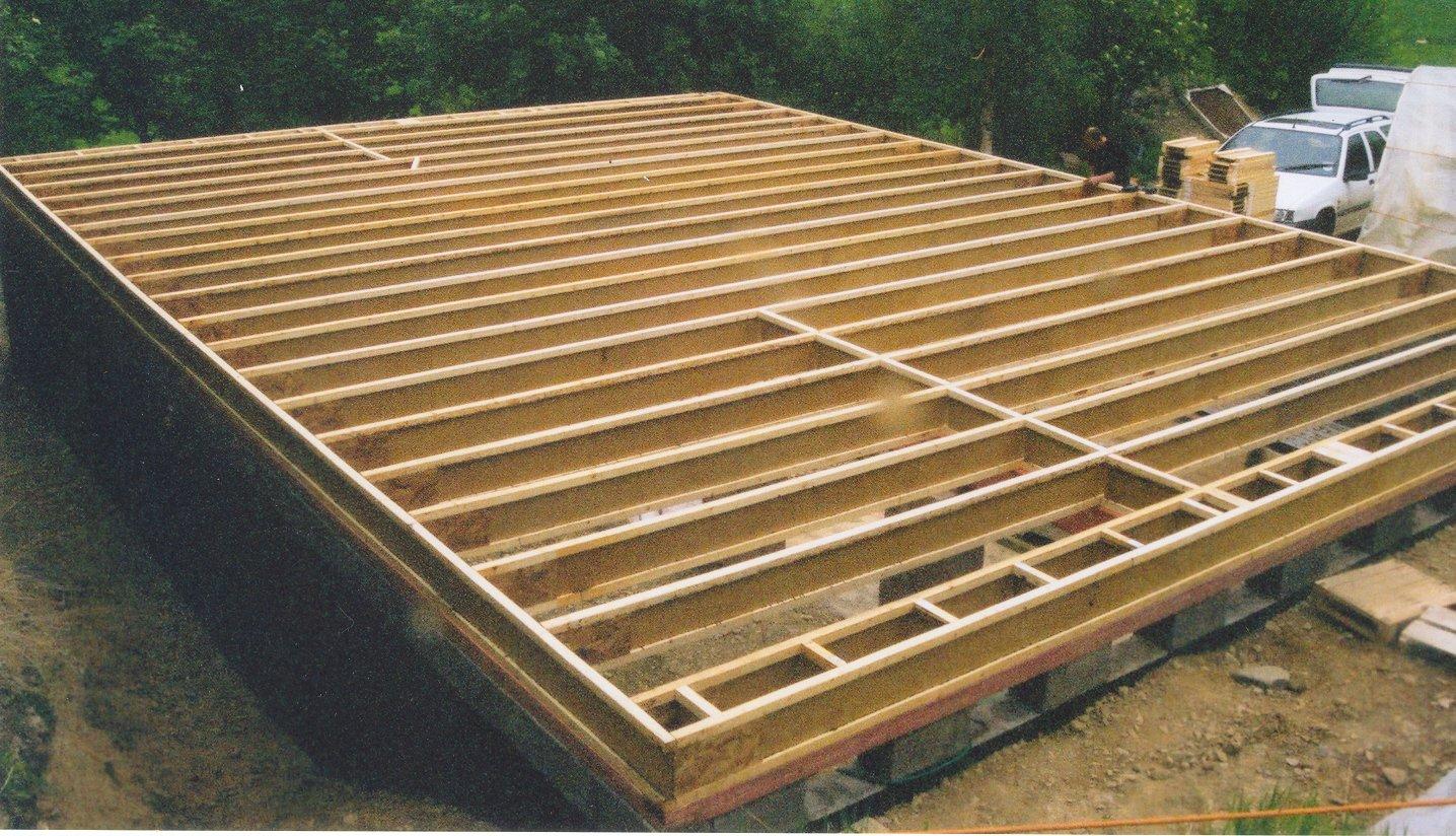 Timber frame floor construction frame design reviews for Timber frame floor