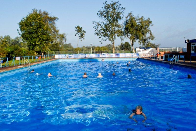 Beccles Open Air Swimming Pool