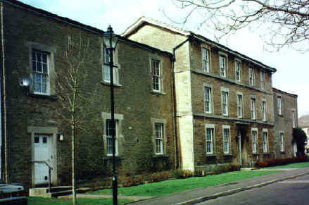 Photo: Frome Union Workhouse